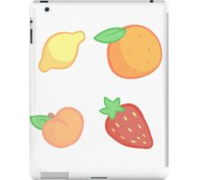 Fruity Grid iPad Case/Skin