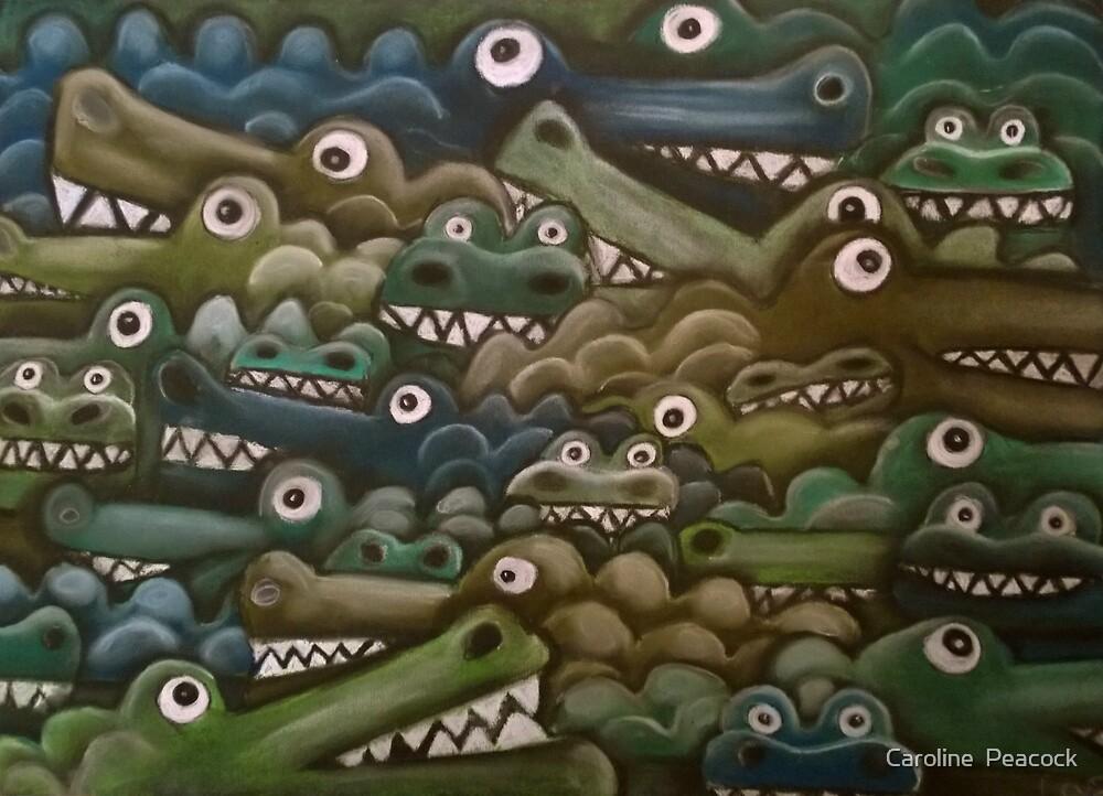 Crocodile Soup by Caroline  Peacock
