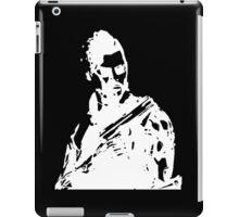 Deus ex (white) iPad Case/Skin
