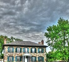 This Olde Stone House by Ed Warick