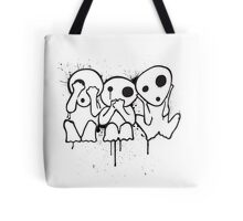 Kodama (Tree Spirits) Tote Bag