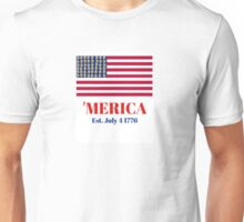 Beer and Merica Unisex T-Shirt