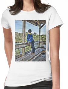 The Lookout Womens Fitted T-Shirt