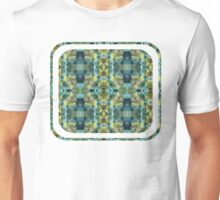 Ornate Polygon Mosaic 17 Unisex T-Shirt