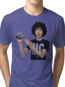 Afrogum x Ricegum Tri-blend T-Shirt