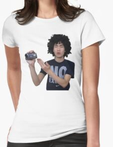 Afrogum x Ricegum Womens Fitted T-Shirt