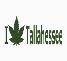 I Love Tallahesse by Ganjastan