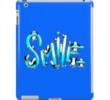 Smile Penguin iPad Case/Skin