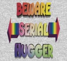 Beware Serial Hugger One Piece - Long Sleeve