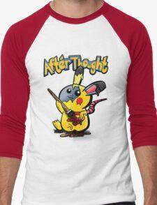 Thunder Mouse... Suit Up!! Men's Baseball ¾ T-Shirt