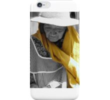 Vieja  iPhone Case/Skin