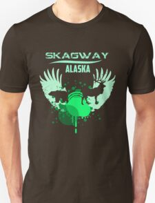 Skagway Alaska Downtown Unisex T-Shirt