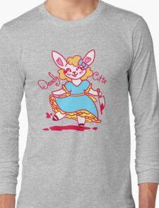 Deadly Cutie Long Sleeve T-Shirt