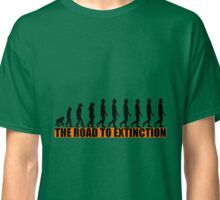 THE ROAD TO EXTINCTION Classic T-Shirt
