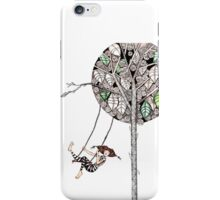 Swinging iPhone Case/Skin