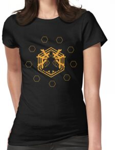 Walk In Harmony Womens Fitted T-Shirt