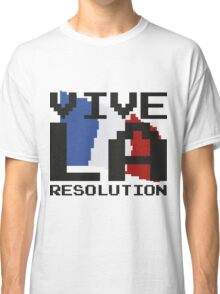 Vive La Resolution! Classic T-Shirt