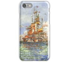 La Citta' Galleggiante iPhone Case/Skin
