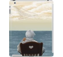 Song of the Sky Whales iPad Case/Skin