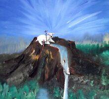 Agnus Dei - The Lamb of God by tusitalo