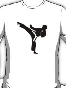 Karate fighter T-Shirt
