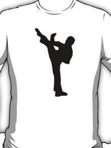 Martial arts fighter T-Shirt
