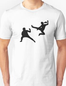 Kung fu fighter T-Shirt