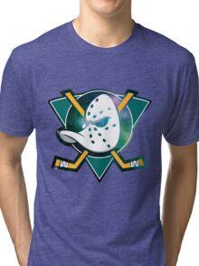 NEBULA - Ducks Throwback Tri-blend T-Shirt