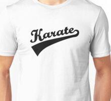 Karate Unisex T-Shirt
