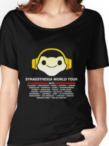 Synaesthesia World Tour Women's Relaxed Fit T-Shirt