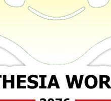Synaesthesia World Tour Sticker