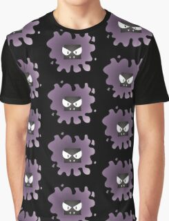 Ghastly Cube Graphic T-Shirt