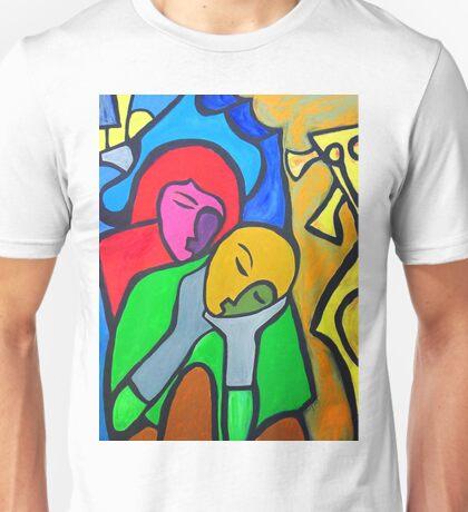 Embracing Unisex T-Shirt