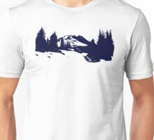 Mt Hood Unisex T-Shirt