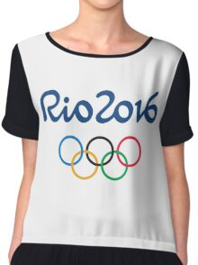 Rio 2016 | Olympic Games  Chiffon Top