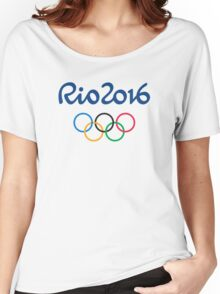 Rio 2016 | Olympic Games  Women's Relaxed Fit T-Shirt