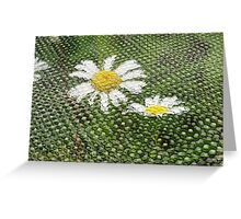 Redfield Daisies Greeting Card