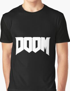 DOOM 2016 Logo Graphic T-Shirt