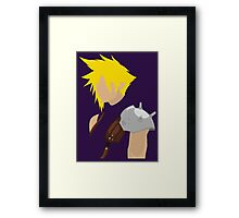 FunnyBONE Cloud-Based Framed Print