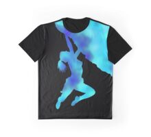 bouldering ecstacy (blue) Graphic T-Shirt
