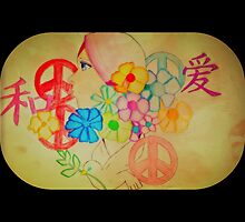 Peace and Love by Ashley Renfro