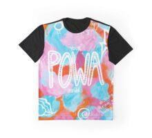 powa Graphic T-Shirt