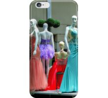 Elegance In The Middle Of The Wishing Pool iPhone Case/Skin
