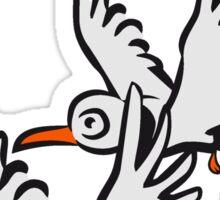 Vogel möven fliegen  Sticker