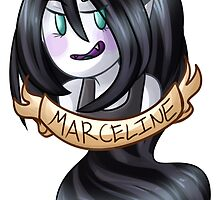 Flower Crown: Marceline by lythweird