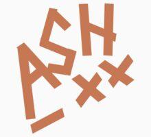 ash xx by Sarah Haluska