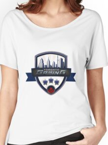 Toronto Gaming Women's Relaxed Fit T-Shirt