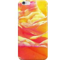 Love and Peace Pastel Rose iPhone Case/Skin
