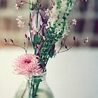 Flowers by Louise Bichan