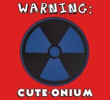 Radioactive Boy - Warning Super Cute Baby Baby Tee